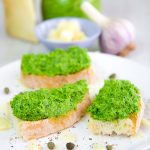 ITALIAN SALSA VERDE (parsley green sauce recipe)