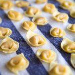 HOMEMADE TORTELLINI Italian traditional recipe and history