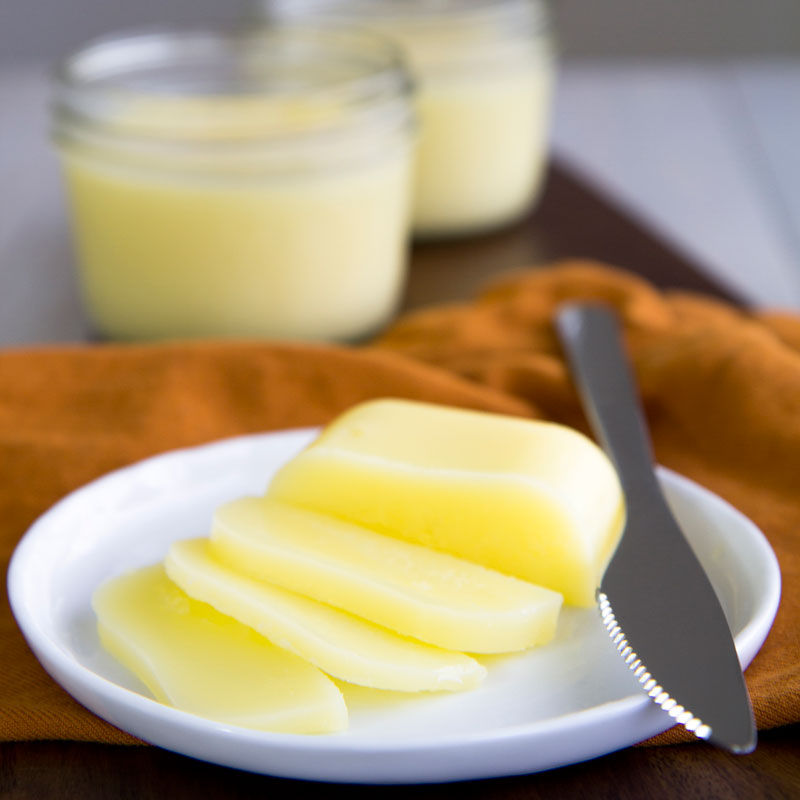 CLARIFIED BUTTER RECIPE: the easiest way to prepare it homemade!