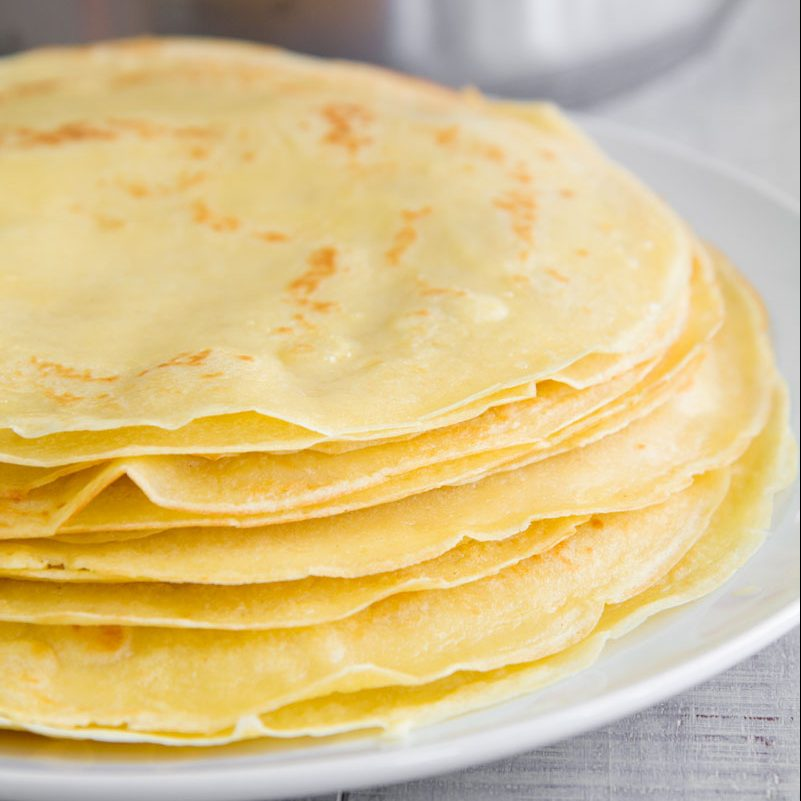 BASIC CREPES RECIPE & HISTORY - all you need to know!