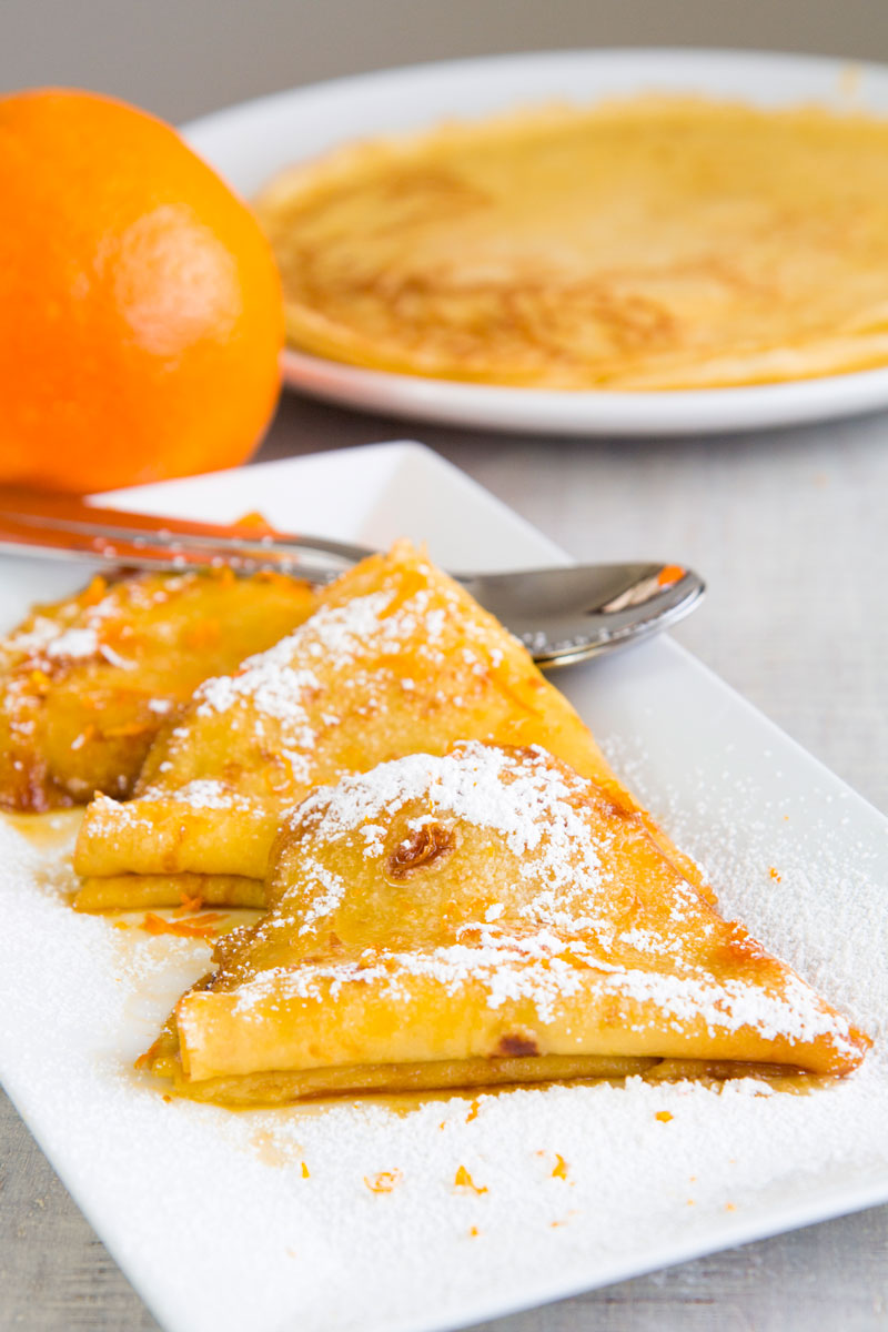 CREPES SUZETTE RECIPE & HISTORY - all you need to know!