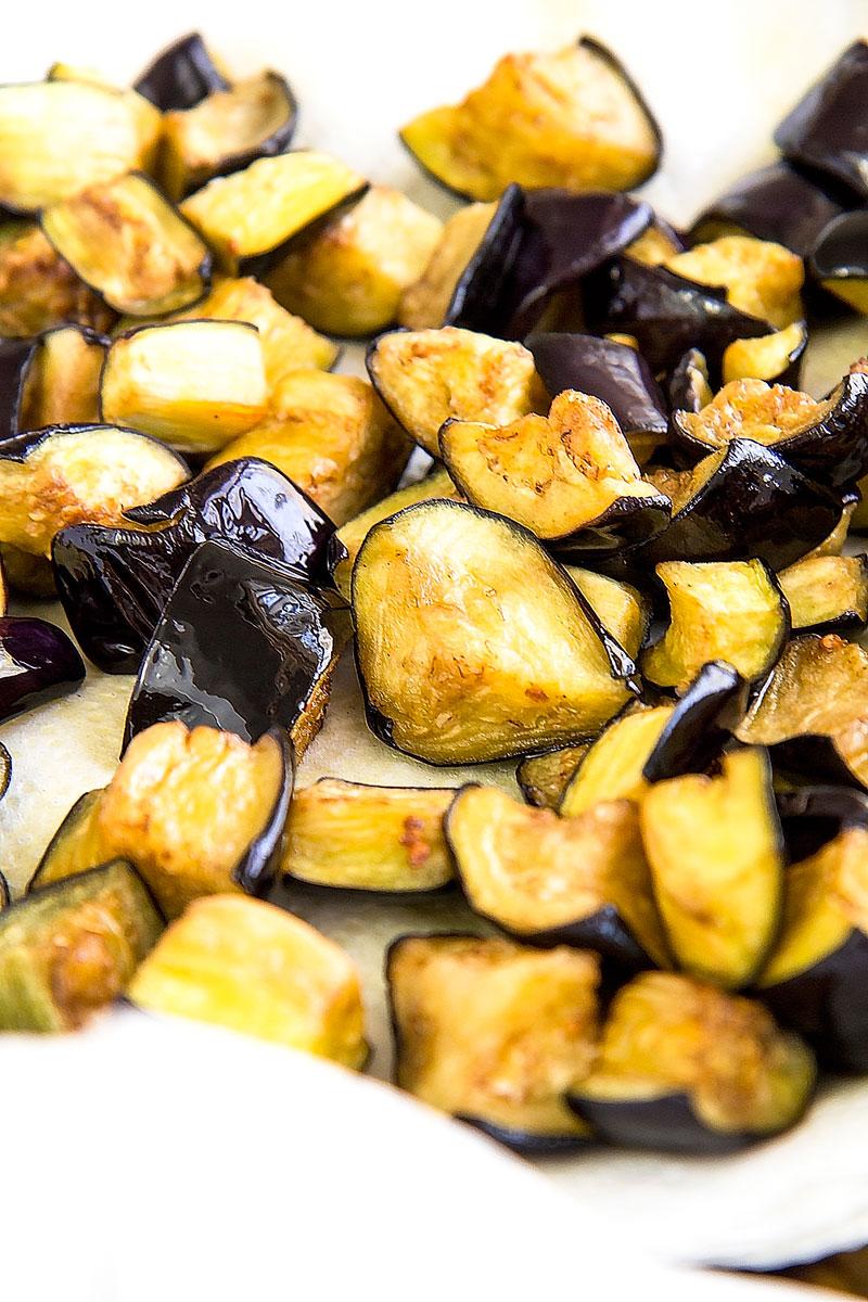 CAPONATA AGRIGENTINA - sweet and sour Sicilian appetizer