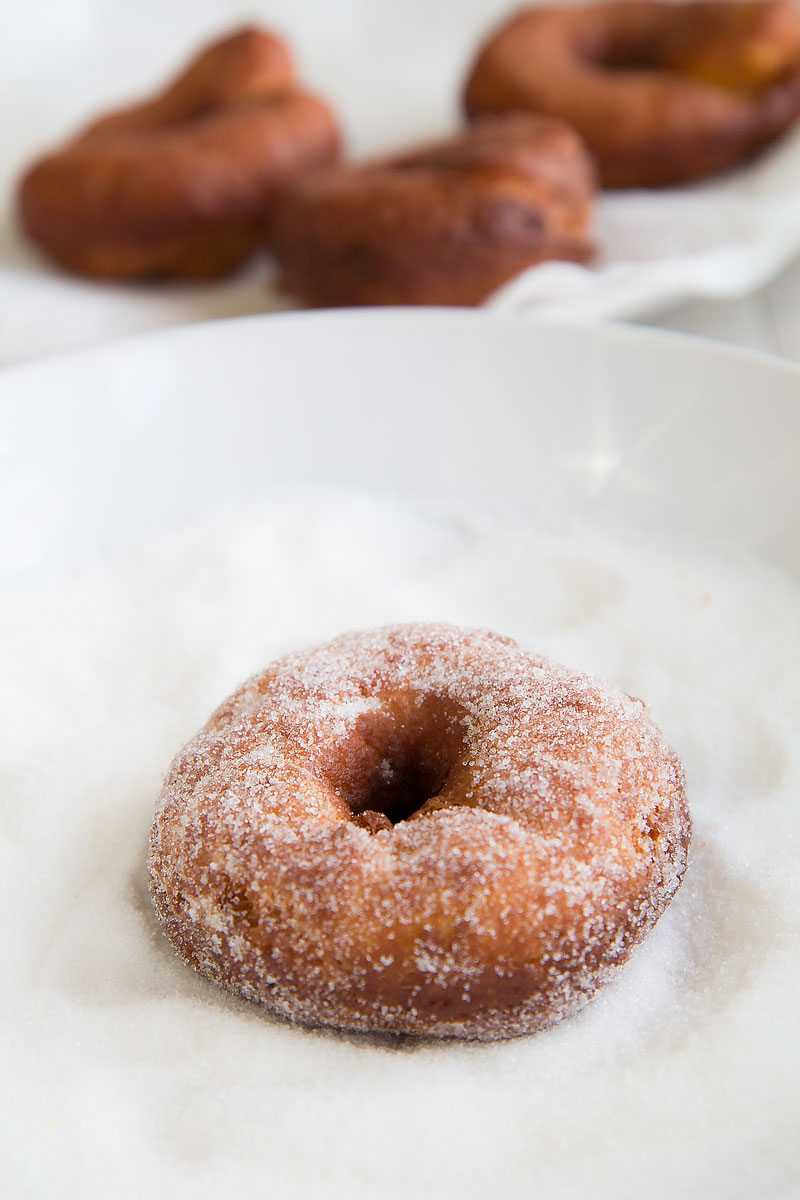 ZEPPOLE (Graffe) - Italian doughnuts recipe & history - all you need to know!