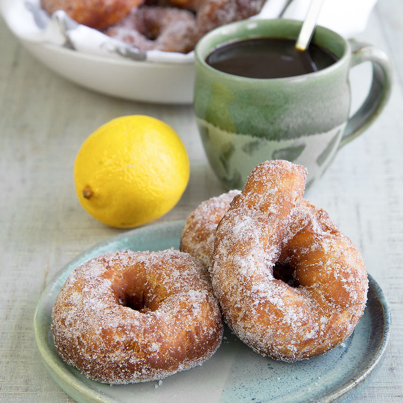 Zeppole Graffe Italian Doughnut Recipe History All You Need To Know