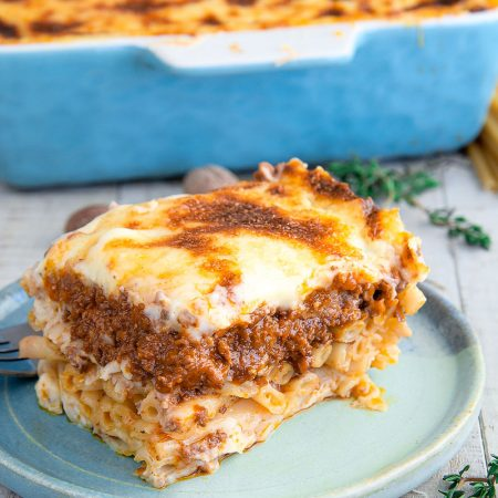 PATITSIO RECIPE & HISTORY: Greek baked ziti - all you need to know!