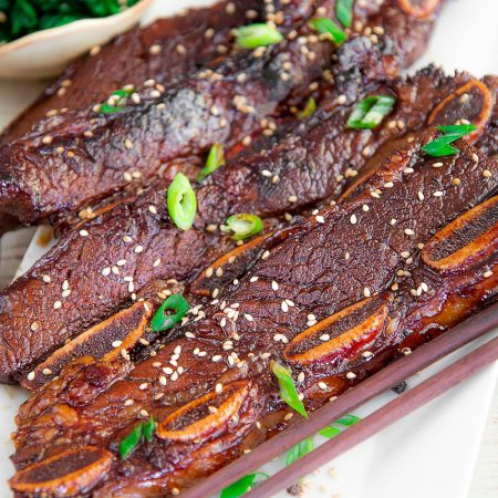 GALBI RIBS RECIPE - Traditional Korean beef ribs - all you need to know!