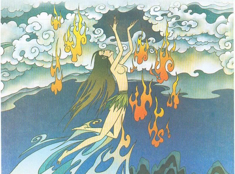 【神話裡的心理學:中國神話】 – 愛智者書窩(哲學 ‧ 心理 ‧ 神秘學)