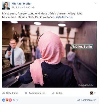 Müller Facebook