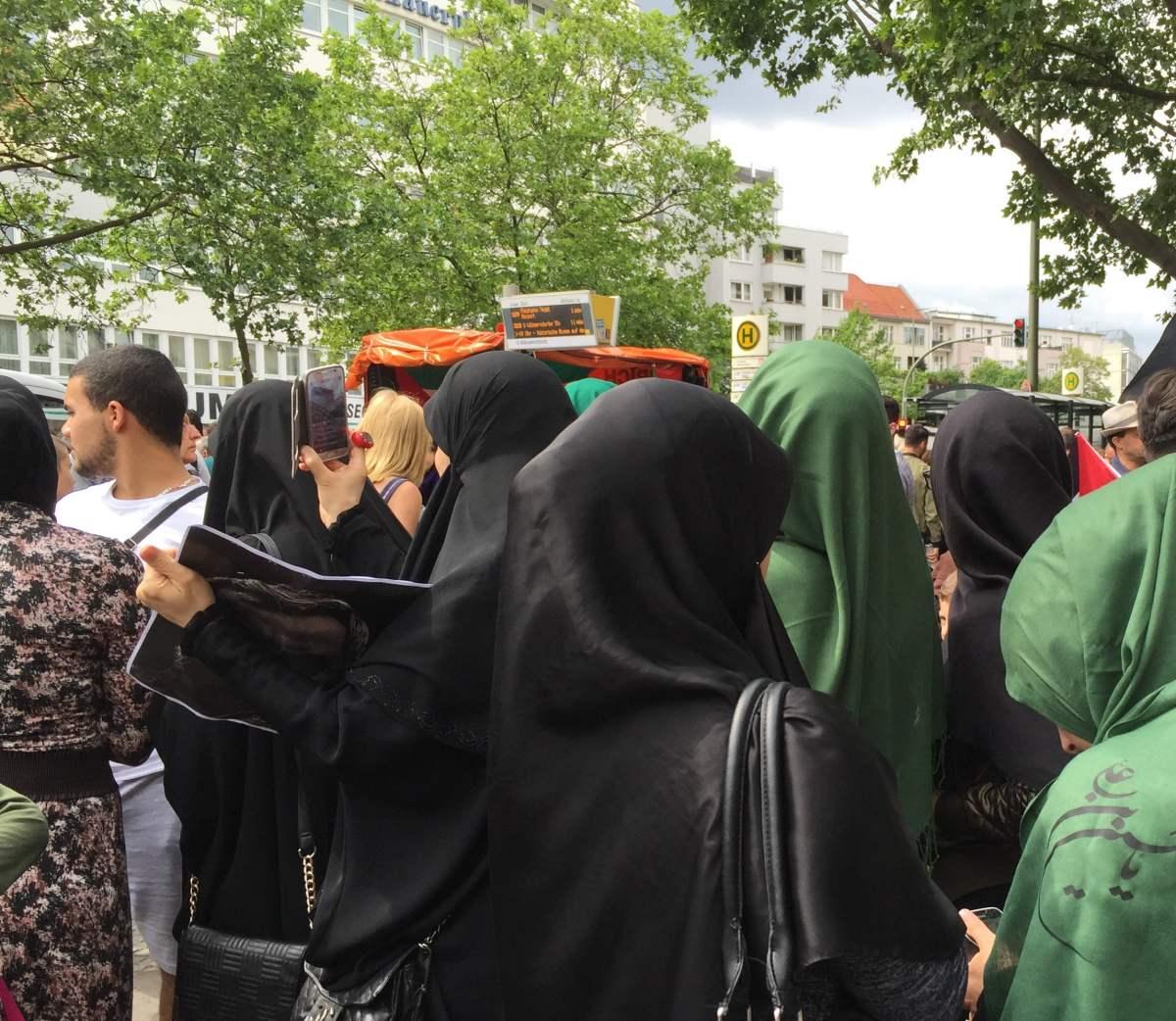US-Studie: Zahl der Muslime in Deutschland könnte sich in den kommenden Jahren verdreifachen