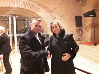David Berger bedankt sich bei Beatrix von Storch für die große Solidarität bei seiner Auseinandersetzung mit der Amadeu Antonio Stiftung