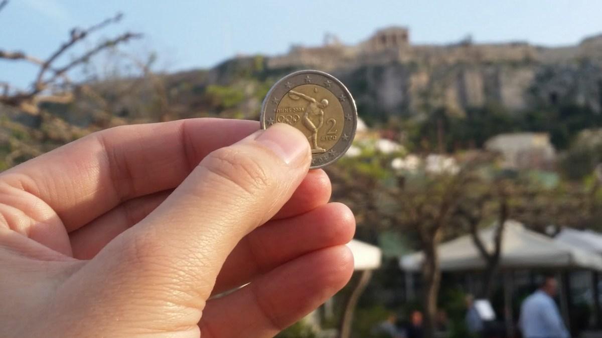"""Erfolg von 8 Jahre Merkel/Schäuble """"Rettungspaket"""":  Griechenland ist pleite"""