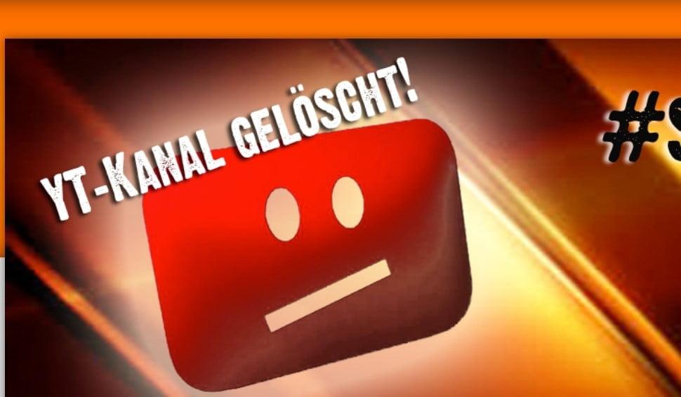 """Bildergebnis für Löschung des NuoViso-Kanals bei Youtube: Meinungsfreiheit gilt auch für """"Bekloppte""""!"""
