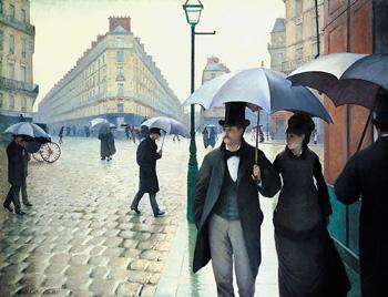 Paris: A Rainy Day