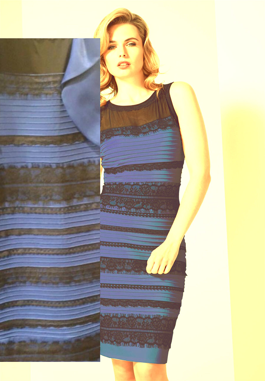Black dress match with what colour - Figure 1 Publicity Photo Colour Adjusted To Match The Kind Of Colour Corrected Exposure In The Tumblr Photo Inset Left The Image Is Pale And Very