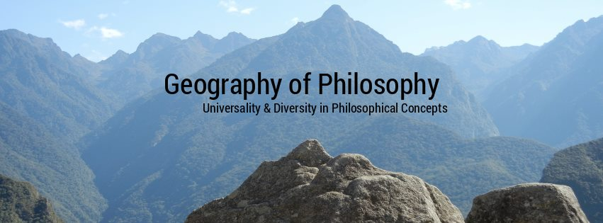 The Geography of Philosophy
