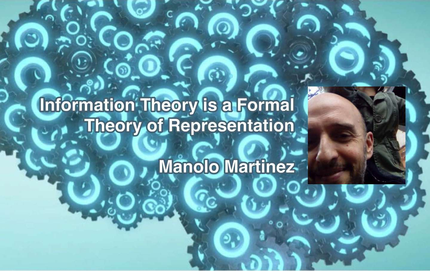 "Manolo Martinez's ""Information Theory is a Formal Theory of Representation"""