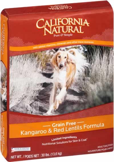 California Natural Kangaroo