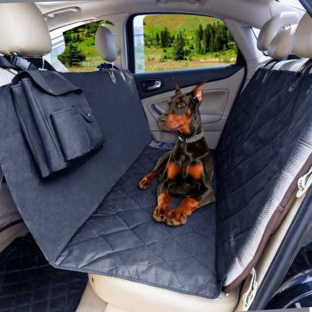 Car Safety Barrier For Dogs