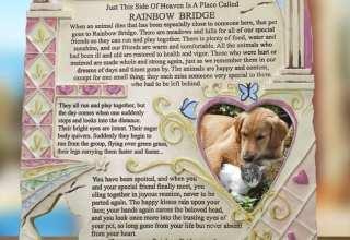 Rainbow Bridge Frame