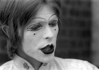 Bowie as Pierrot, 1968