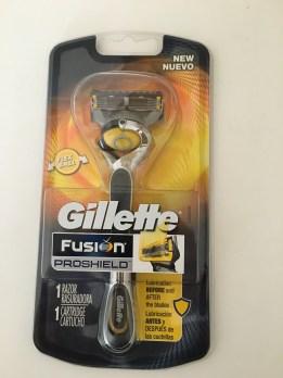 Gillette's New Razor