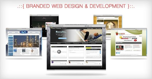 Branded Web Design for your Business
