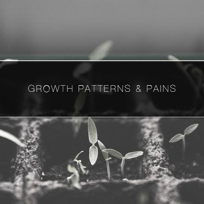 Growing Patterns And Pains