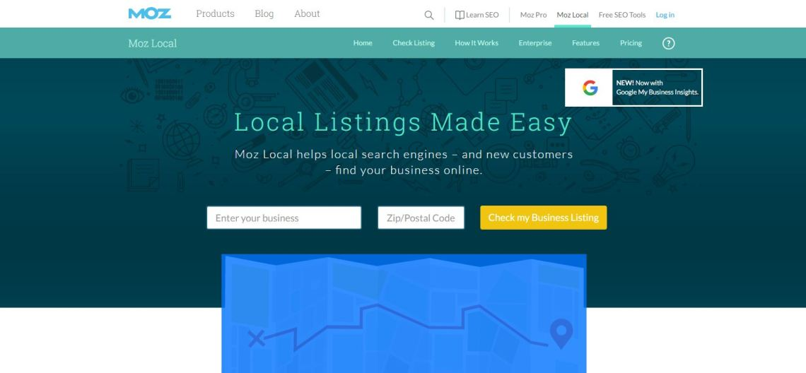 advanced local SEO tactics - Moz local