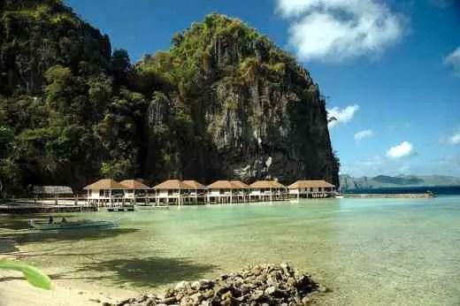 el nido palawan beach