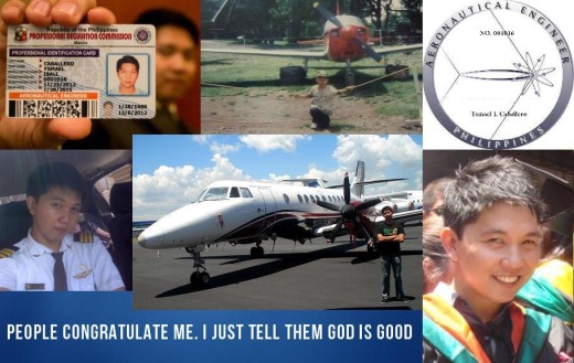 Interview With A Filipino Aeronautical Engineer
