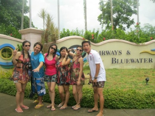 fairways and bluewater boracay