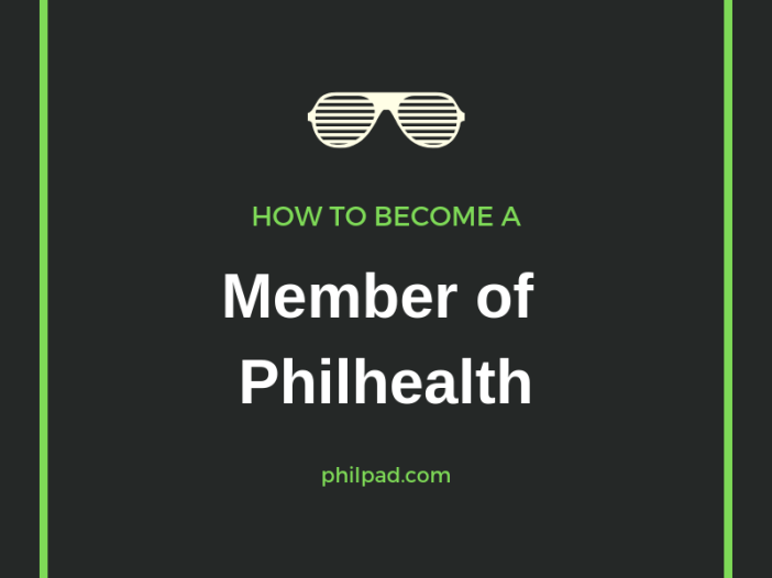 how to become a member of philhealth