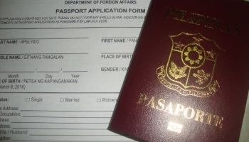 How to get a Passport in DFA Pampanga - Procedures and Requirements
