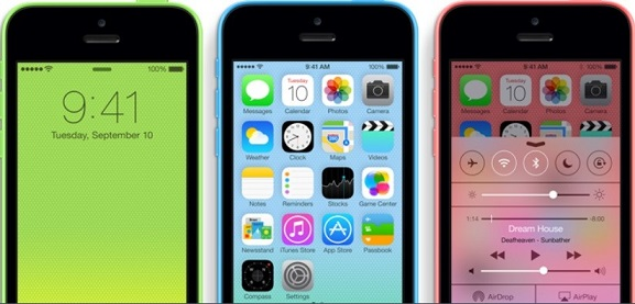 what is the price of iphone 5c