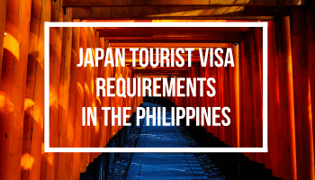 How to get bank certificate in bdo for visa application japan tourist visa requirements for filipinos yelopaper Gallery