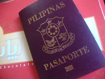 dfa megamall passport requirements
