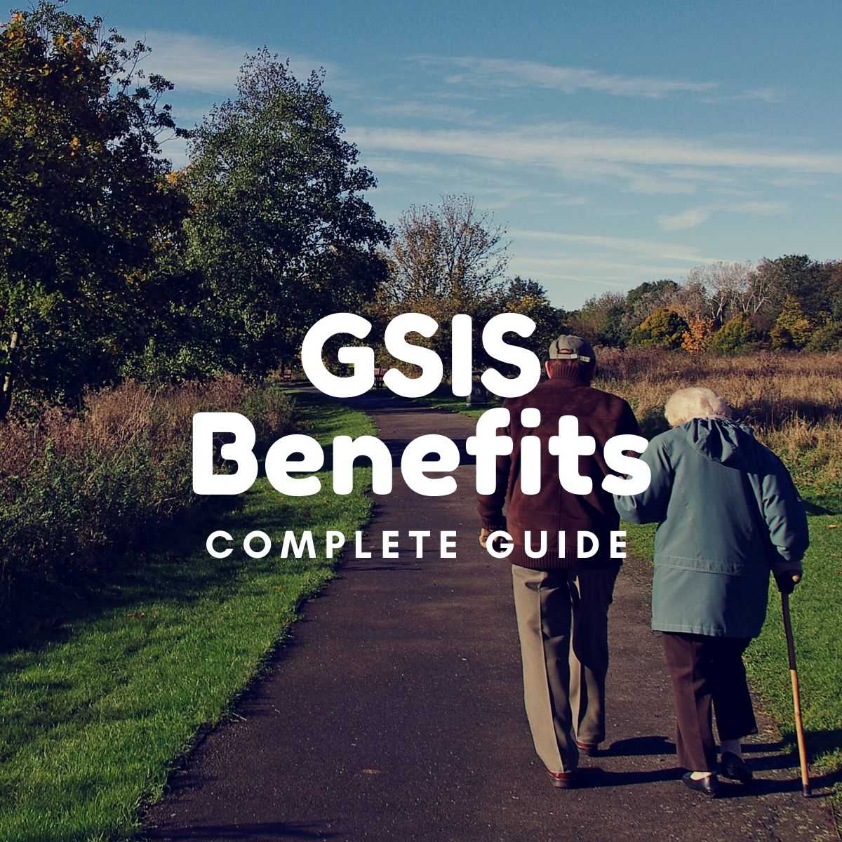 Gsis Survivorship Christmas Bonus 2020 Complete List of GSIS Benefits in the Philippines in 2020