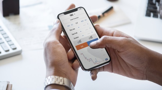 how to buy stocks online using col financial