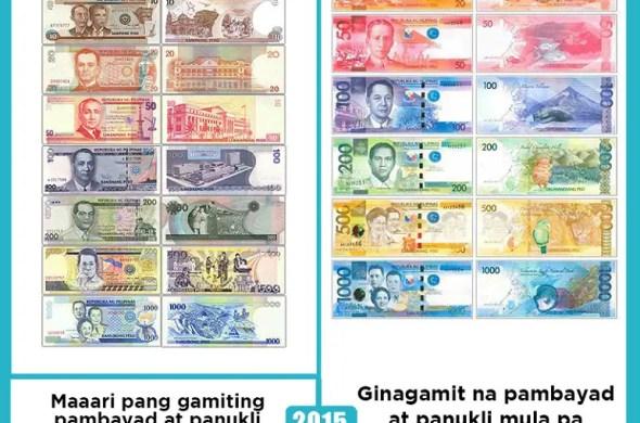 old philippine money validity