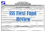 sss flexi fund program requirements