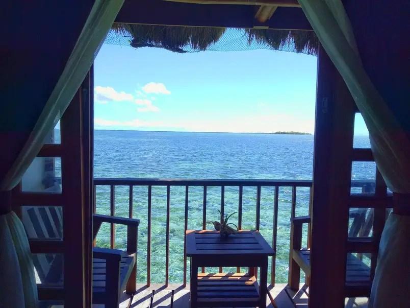 nalusuan island villa and stilt rooms