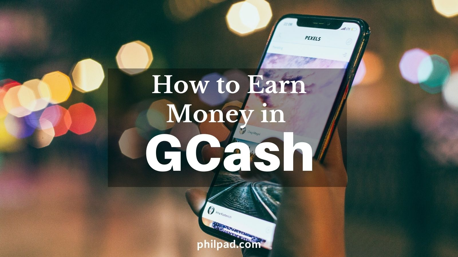 how to earn money in gcash 2021