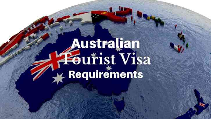 australia tourist visa requirements in the philippines application guide