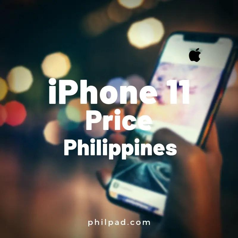 iphone 11 price philippines