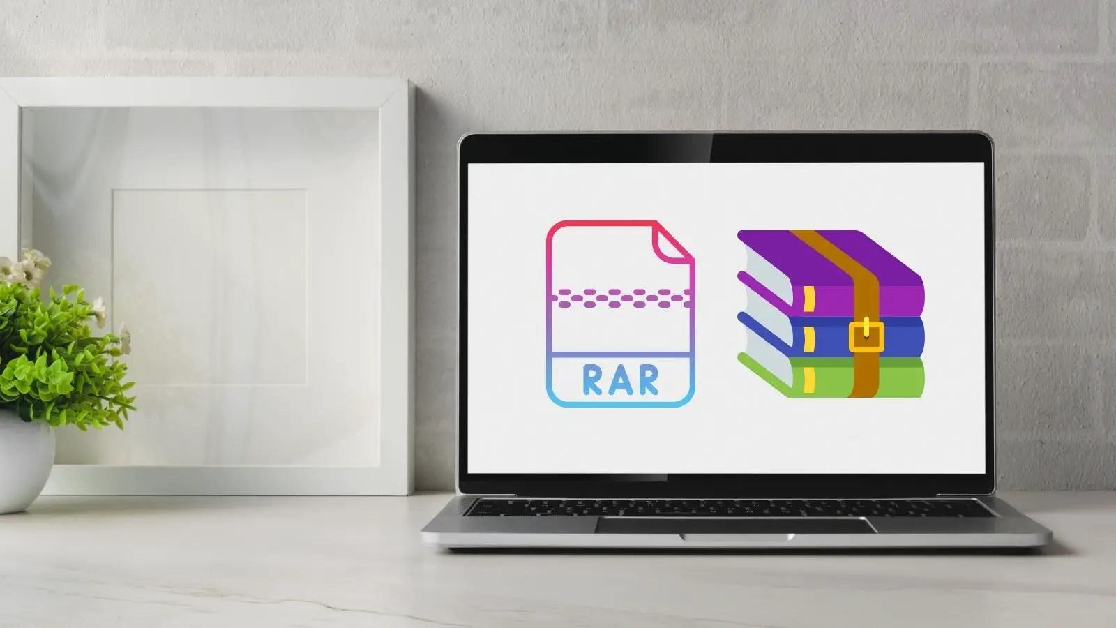 how to decompress rar