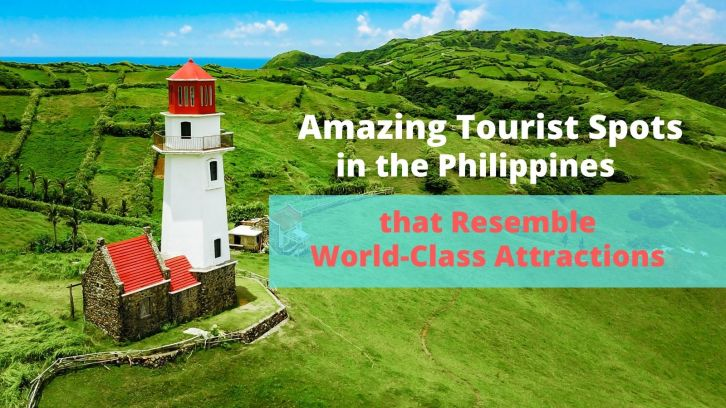 amazing tourist spots philippines that look like foreign attractions