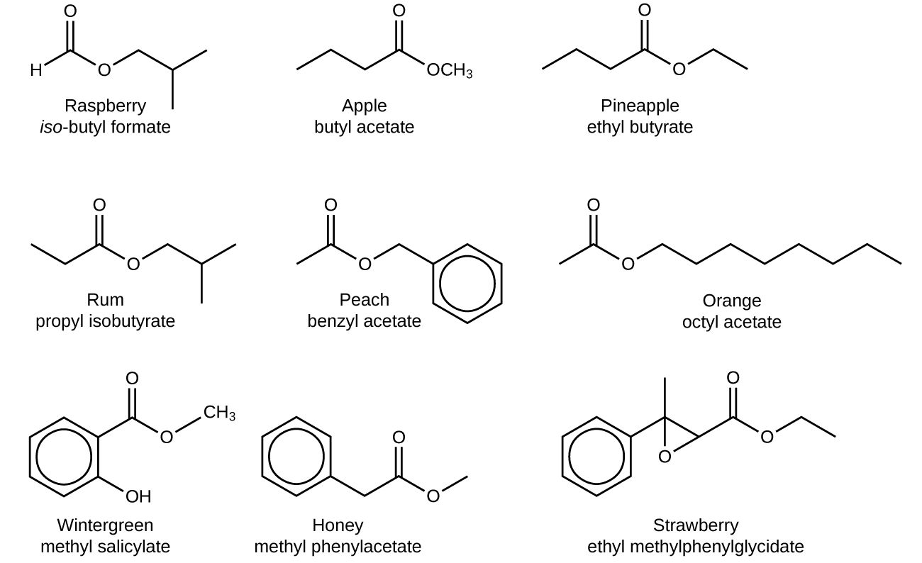 Aldehydes Ketones Carboxylic Acids And Esters Chemistry