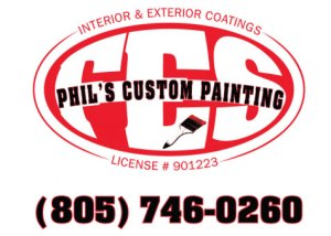 Phil's Ventura County Painting Contractor Logo
