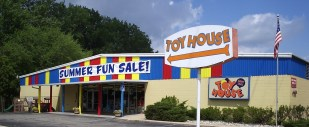Toy House and Baby Too in downtown Jackson