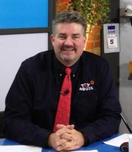 Phil Wrzesinski Hosting JTV